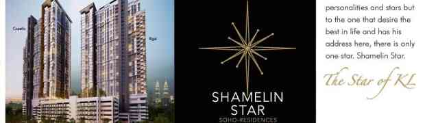 Shamelin Star SoHo Residence - The Star of KL @ Taman Shamelin (Part 2)